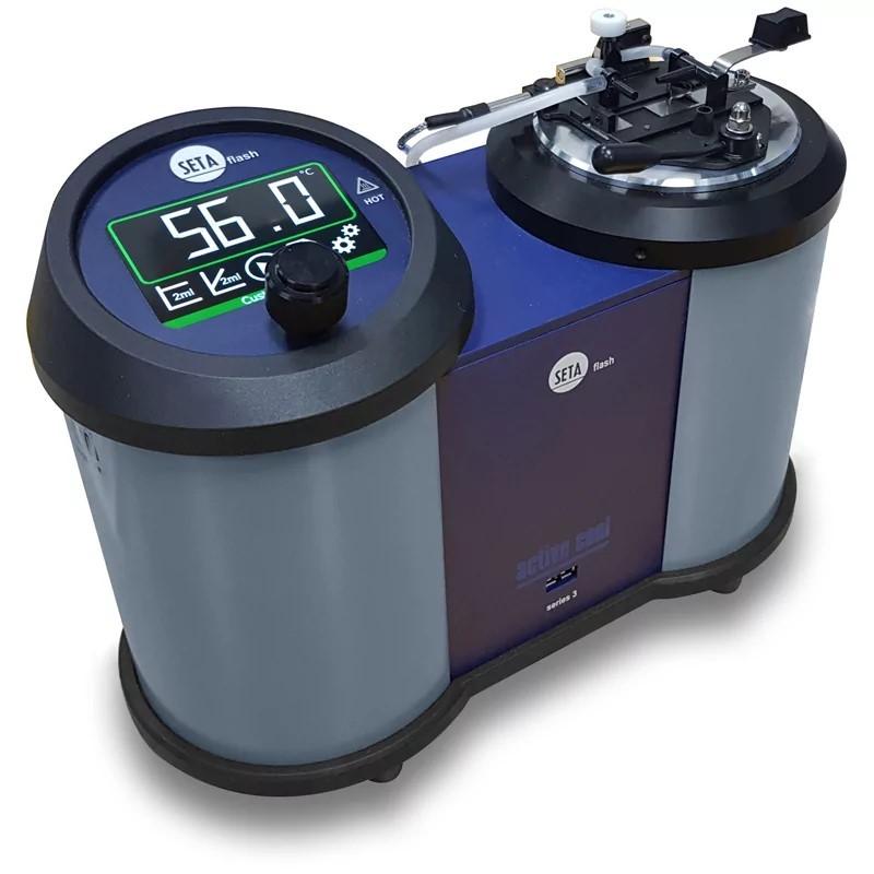 Сетафлаш Setaflash Flash Point Tester определяне на пламна температура за биодизел