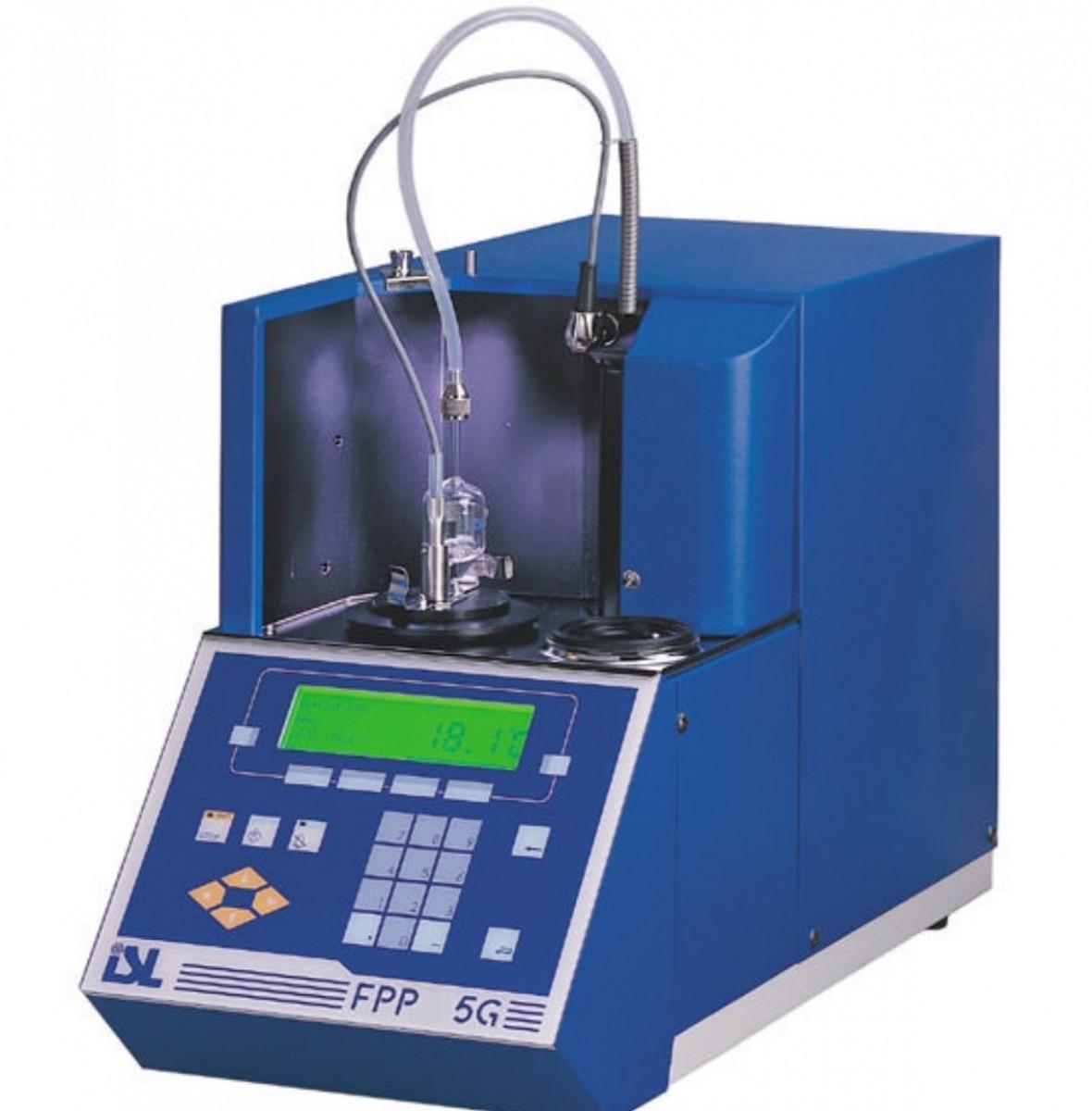 FPP 5Gs определяне на гранична температура на филтруемост (ГТФ)  БДС EN ISO 116