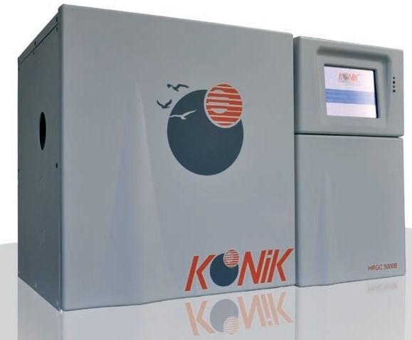 BDS  EN ISO 2601 Konik HRGC 5000B - Определяне на кислородосъдържащи съединения - Газ хроматограф